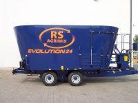 Nowy wóz paszowy RS AGRIMIX EVOLUTION 24