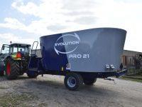 Wóz paszowy Evolution PRO 21 - 30lat ALIMA