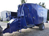 Wóz paszowy Evolution PRO 21 niebieski