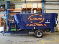 Wóz paszowy ALIMAMIX EVOLUTION 18