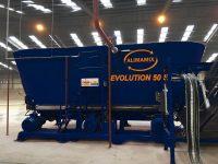 Wóz paszowy evolution 50S