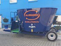 wóz paszowy Alimamix Evolution obniżony