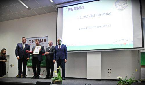 Alima na Fermie w Łodzi